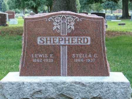 COOPER SHEPHERD, STELLA GERTRUDE - Jefferson County, Colorado | STELLA GERTRUDE COOPER SHEPHERD - Colorado Gravestone Photos