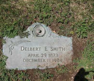 SMITH, DELBERT E - Jefferson County, Colorado   DELBERT E SMITH - Colorado Gravestone Photos