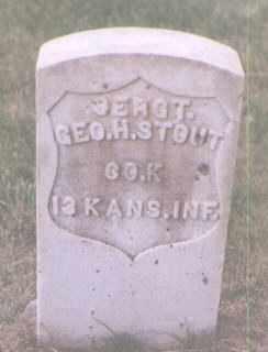 STOUT, GEORGE H. - Jefferson County, Colorado | GEORGE H. STOUT - Colorado Gravestone Photos