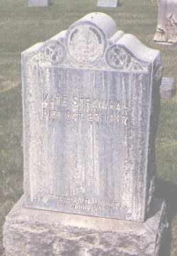 STRAWHAL, KATE - Jefferson County, Colorado   KATE STRAWHAL - Colorado Gravestone Photos