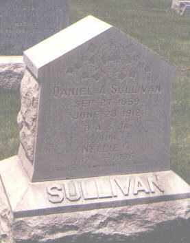 SULLIVAN, D. A., JR. - Jefferson County, Colorado | D. A., JR. SULLIVAN - Colorado Gravestone Photos