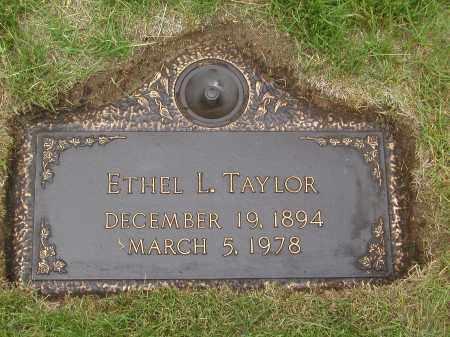 FINLEY TAYLOR, ETHEL LOUISIANA - Jefferson County, Colorado | ETHEL LOUISIANA FINLEY TAYLOR - Colorado Gravestone Photos
