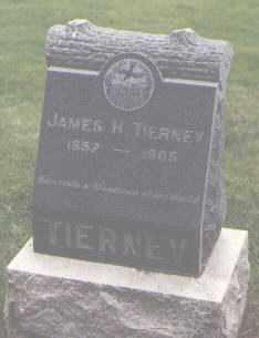 TIERNEY, JAMES H. - Jefferson County, Colorado | JAMES H. TIERNEY - Colorado Gravestone Photos