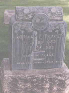 TRAVER, NORMAN L. - Jefferson County, Colorado   NORMAN L. TRAVER - Colorado Gravestone Photos