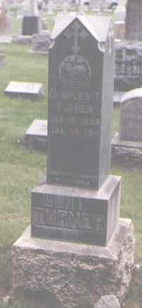 TURNER, CHARLES T. - Jefferson County, Colorado | CHARLES T. TURNER - Colorado Gravestone Photos