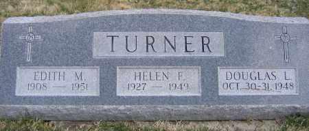 TURNER, EDITH M. - Jefferson County, Colorado | EDITH M. TURNER - Colorado Gravestone Photos