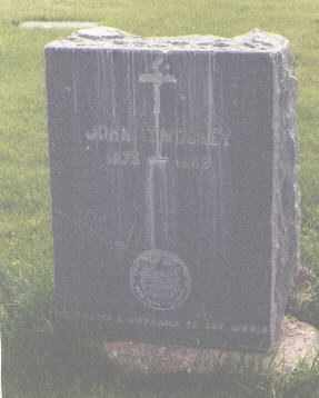 TWOUHEY, JOHN - Jefferson County, Colorado | JOHN TWOUHEY - Colorado Gravestone Photos