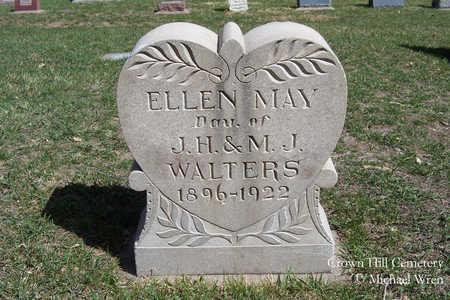 WALTERS, ELLEN MAY - Jefferson County, Colorado | ELLEN MAY WALTERS - Colorado Gravestone Photos