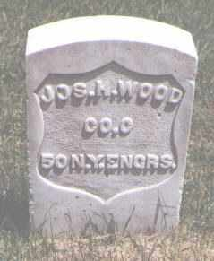 WOOD, JOSEPH H. - Jefferson County, Colorado | JOSEPH H. WOOD - Colorado Gravestone Photos
