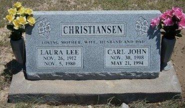 CHRISTIANSEN, CARL JOHN - Kiowa County, Colorado | CARL JOHN CHRISTIANSEN - Colorado Gravestone Photos