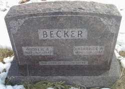 BECKER, ANDREW B. - Kit Carson County, Colorado | ANDREW B. BECKER - Colorado Gravestone Photos