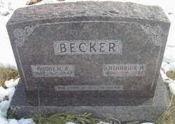 BECKER, KATHARINE A. - Kit Carson County, Colorado | KATHARINE A. BECKER - Colorado Gravestone Photos