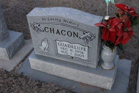 CHACON, GUADALUPE - Kit Carson County, Colorado | GUADALUPE CHACON - Colorado Gravestone Photos