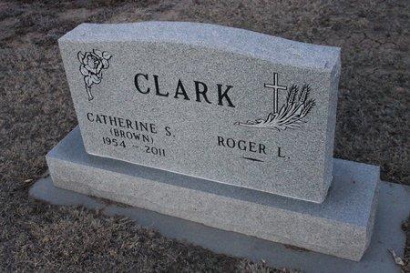 CLARK, CATHERINE S - Kit Carson County, Colorado   CATHERINE S CLARK - Colorado Gravestone Photos