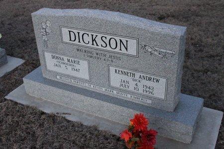 SCHROEDER DICKSON, DONNA MARIE - Kit Carson County, Colorado | DONNA MARIE SCHROEDER DICKSON - Colorado Gravestone Photos