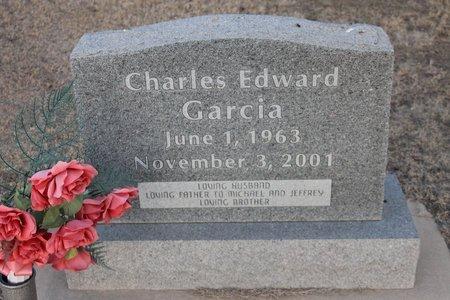 GARCIA, CHARLES EDWARD - Kit Carson County, Colorado   CHARLES EDWARD GARCIA - Colorado Gravestone Photos