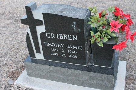 GRIBBEN, TIMOTHY JAMES - Kit Carson County, Colorado | TIMOTHY JAMES GRIBBEN - Colorado Gravestone Photos