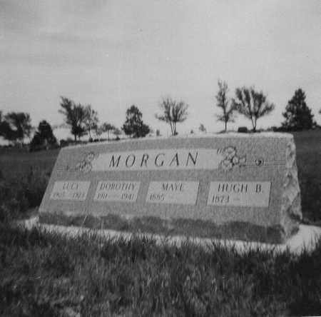 MORGAN, LUCY ROSE - Kit Carson County, Colorado | LUCY ROSE MORGAN - Colorado Gravestone Photos