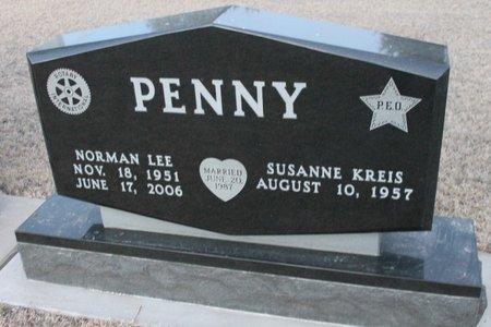 PENNY, SUSANNE KREIS - Kit Carson County, Colorado | SUSANNE KREIS PENNY - Colorado Gravestone Photos