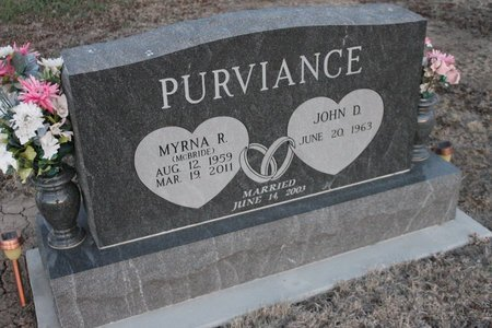 PURVIANCE, JOHN D - Kit Carson County, Colorado | JOHN D PURVIANCE - Colorado Gravestone Photos