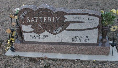 SATTERLY, ERNEST N - Kit Carson County, Colorado | ERNEST N SATTERLY - Colorado Gravestone Photos