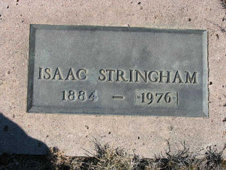 STRINGHAM, ISAAC - Kit Carson County, Colorado | ISAAC STRINGHAM - Colorado Gravestone Photos