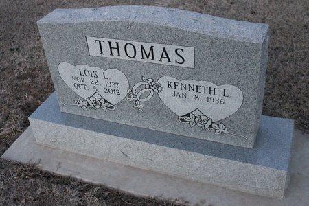 THOMAS, LOIS L - Kit Carson County, Colorado | LOIS L THOMAS - Colorado Gravestone Photos