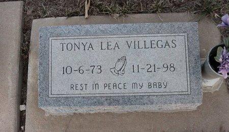 VILLEGAS, TONYA LEA - Kit Carson County, Colorado | TONYA LEA VILLEGAS - Colorado Gravestone Photos