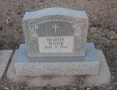 WOOD, BRADLEY - Kit Carson County, Colorado | BRADLEY WOOD - Colorado Gravestone Photos