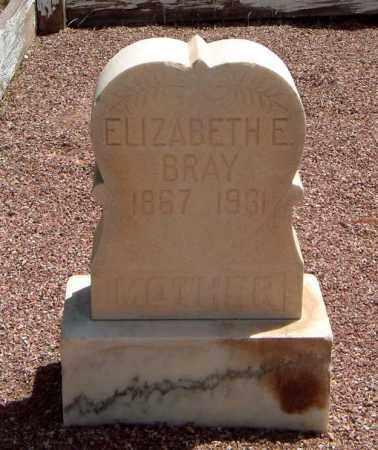 BRAY, ELIZABETH E. - Lake County, Colorado | ELIZABETH E. BRAY - Colorado Gravestone Photos