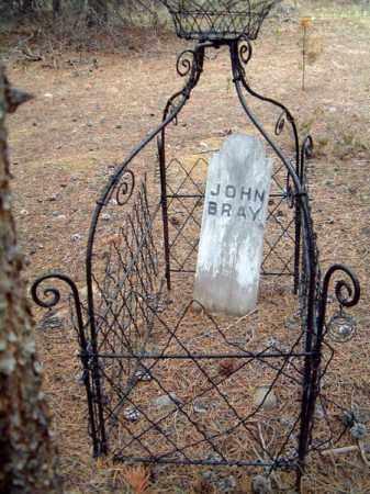 BRAY, JOHN T. - Lake County, Colorado | JOHN T. BRAY - Colorado Gravestone Photos