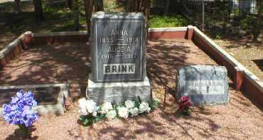 BRINK, WILFRED V - Lake County, Colorado | WILFRED V BRINK - Colorado Gravestone Photos