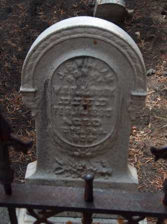 BUCK, J. F. WILLIAM - Lake County, Colorado | J. F. WILLIAM BUCK - Colorado Gravestone Photos