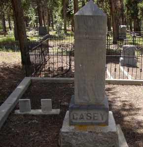 CASEY, CATHERINE A. - Lake County, Colorado | CATHERINE A. CASEY - Colorado Gravestone Photos