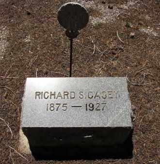 CASEY, RICHARD S. - Lake County, Colorado | RICHARD S. CASEY - Colorado Gravestone Photos