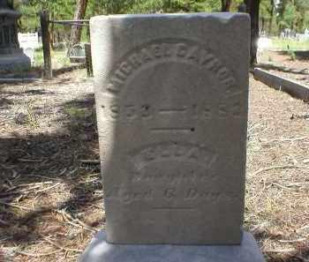 CAYNOR, MICHAEL - Lake County, Colorado | MICHAEL CAYNOR - Colorado Gravestone Photos