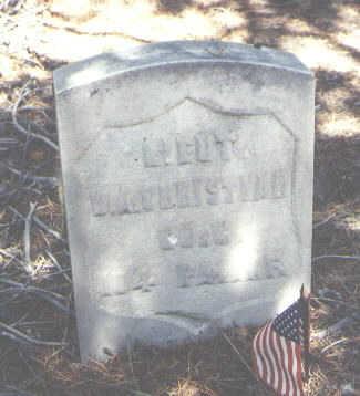 CHRISTIAN, W. A. - Lake County, Colorado   W. A. CHRISTIAN - Colorado Gravestone Photos