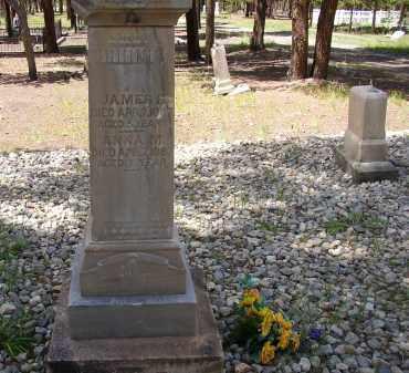 CONNERS, ANNA M. - Lake County, Colorado | ANNA M. CONNERS - Colorado Gravestone Photos
