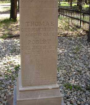 CONNORS, THOMAS - Lake County, Colorado | THOMAS CONNORS - Colorado Gravestone Photos
