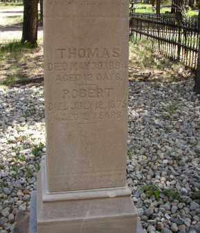 CONNORS, ROBERT - Lake County, Colorado | ROBERT CONNORS - Colorado Gravestone Photos