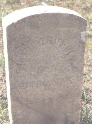 DEMPSEY, P. H. - Lake County, Colorado | P. H. DEMPSEY - Colorado Gravestone Photos