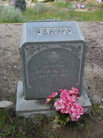 O'NEAL FERRY, CATHERINE - Lake County, Colorado | CATHERINE O'NEAL FERRY - Colorado Gravestone Photos