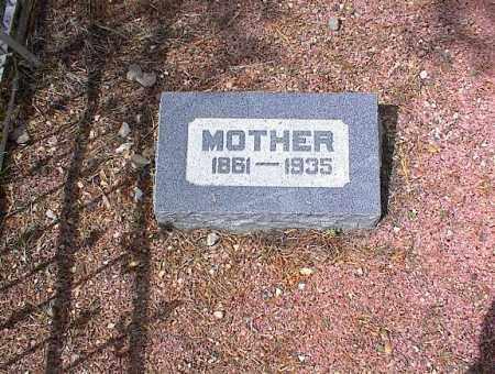 GARTSIDE, BETSY H. - Lake County, Colorado | BETSY H. GARTSIDE - Colorado Gravestone Photos