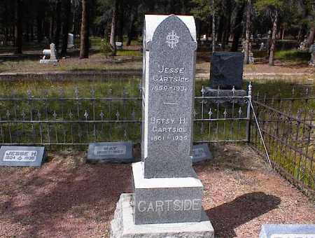GARTSIDE, BETSY H. - Lake County, Colorado | BETSY H. GARTSIDE - Colorado Gravestone Photos