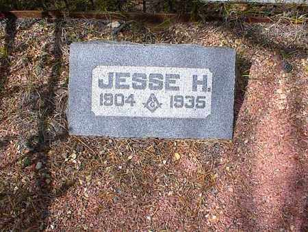 GARTSIDE, JESSE H. - Lake County, Colorado | JESSE H. GARTSIDE - Colorado Gravestone Photos