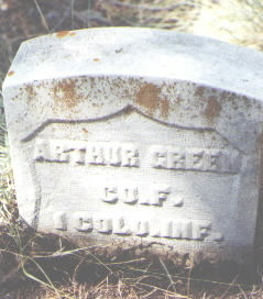 GREEN, ARTHUR - Lake County, Colorado | ARTHUR GREEN - Colorado Gravestone Photos