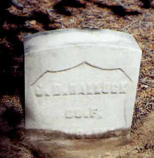HALLOCK, JOSEPH D. - Lake County, Colorado   JOSEPH D. HALLOCK - Colorado Gravestone Photos