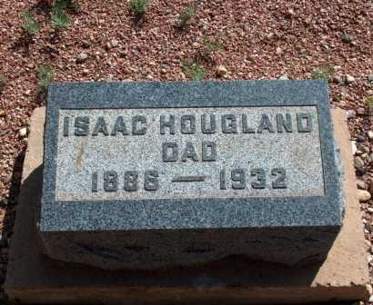 HOUGLAND, ISAAC - Lake County, Colorado | ISAAC HOUGLAND - Colorado Gravestone Photos