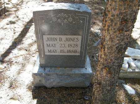 JONES, JOHN D. - Lake County, Colorado | JOHN D. JONES - Colorado Gravestone Photos