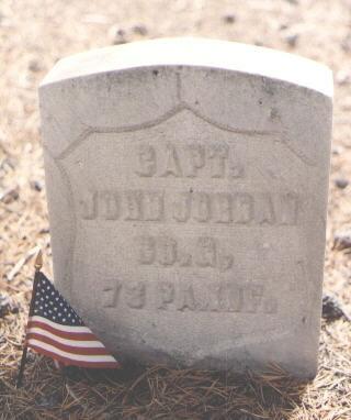 JORDAN, JOHN - Lake County, Colorado | JOHN JORDAN - Colorado Gravestone Photos